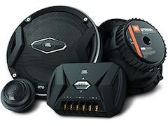 JBL GTO609c 2-Wege Componenten Lautsprecher-System (270 Watt, 160mm , Paar) schwarz