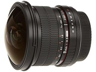Samyang 8mm f/3.5 CSII Canon -