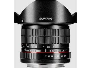 Samyang 8mm f/3.5 CSII Sony -
