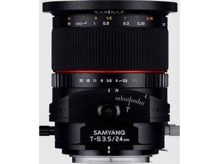 Samyang 24mm f/3.5 Pentax K -