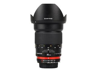 Samyang 35mm f/1.4 AS UMC Nikon AE -