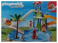 Summer Fun 6669 - Aquapark mit Rutschentower
