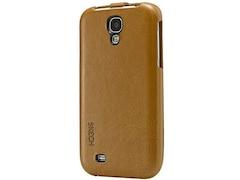 Skech Case für Samsung S4 Custom Jacket Flip tan GXS4-CJ-TAN