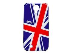 Mini Cover Union Jack für Galaxy S4 blau