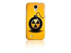 Spada Back Case/Imd Soft Cover für Samsung Galaxy S4 Bomb