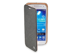 Telileo Fine Case für Samsung Galaxy S IV mini Zero bronze