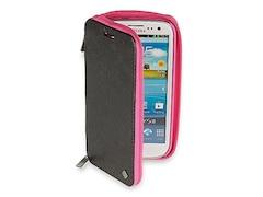Telileo Fine Case für Samsung Galaxy S III mini Zero pink (4260338635350)