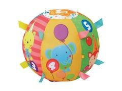 Sonstige 1-2-3 Tierspaß Ball