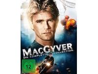 TV-Serien MacGyver - Die komplette Collection (DVD)