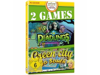 S.A.D. Green City 3 - Go South and Deadlings (PC) -