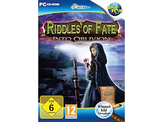 New Planet Group Distribution GmbH Riddles of Fate: Into Oblivion (PC) -