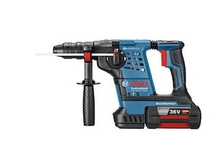 Bosch GBH36VF-LIPlus  Akku-Bohrhammer, L-Boxx -