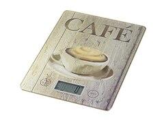 Wenko Küchenwaage Slim Café (4008838252321)