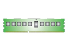 Kingston DDR3 - 8 GB - DIMM 240-PIN - 1600 MHz / PC3-12800 - CL11 - 1.5 V - registriert  - ECC (KTS-SF316S/8G)