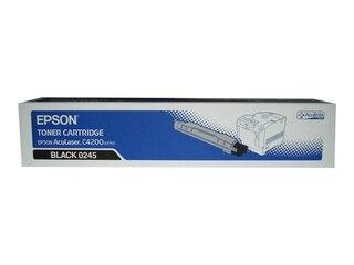 Epson Tonerkartusche C13S050245 Schwarz -