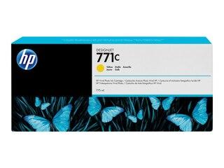 HP Tintenpatrone 771C Gelb B6Y10A -