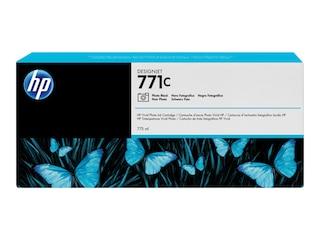 HP Tintenpatrone 771C foto Schwarz B6Y13A -
