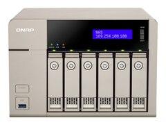 QNAP TVS-663-8G (ohne HDD)