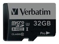 Verbatim micro SDHC Karte UHS-I Class 10 32GB (47041)