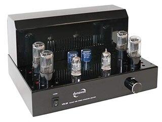 DynaVox VR-20 Röhrenvollverstärker schwarz -