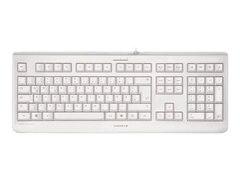Cherry KC 1068 USB Tastatur Pale Gray (JK-1068DE-0)