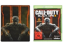 Activision Blizzard Call of Duty: Black Ops III - Standard inkl. Steelbook (Xbox One)