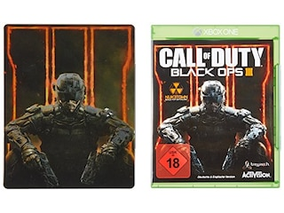 Activision Blizzard Call of Duty: Black Ops III - Standard inkl. Steelbook (Xbox One) -