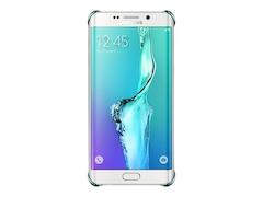 Samsung Glitter Cover EF-XG928 für Galaxy S6 Edge+, Blau Handytasche Galaxy S6 edge+