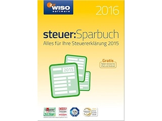 Buhl Data Service WISO Steuer-Sparbuch 2016 (PC, Win) -