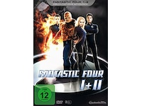 Science Fiction & Fantasy Fantastic Four 1+2 [DVD]