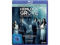 Science Fiction & Fantasy Hemlock Grove - Das Monster in Dir - Die komplette Staffel 1 [Blu-ray]