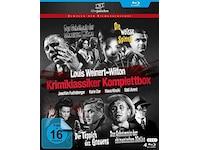 Film Boxen & Film Specials Louis Weinert-Wilton Krimi-Klassiker [Blu-ray]