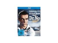 Abenteuer- & Actionfilme James Bond 007 jagt Dr. No [Blu-ray]