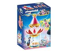 Super 4 6688 - Zauberhafter Blütenturm mit Feen-Spieluhr und Twinkle