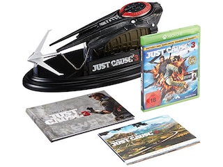 Square Enix Just Cause 3 - Collectors Edition (Xbox One) -