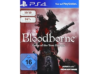 Sony Bloodborne - Game of the Year Edition (PS4) -
