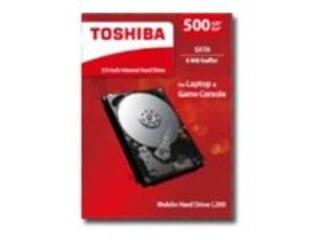 Toshiba L200 Mobile 500GB (HDWJ105EZSTA) -