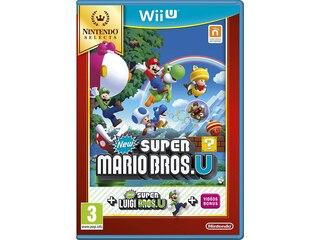 Nintendo New Super Mario Bros. U & Super Luigi U -
