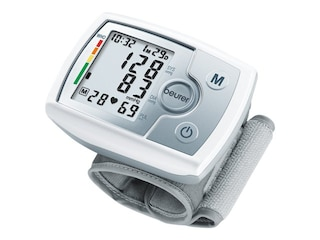 Beurer BC 31 Handgelenk-Blutdruckmessgerät weiß -