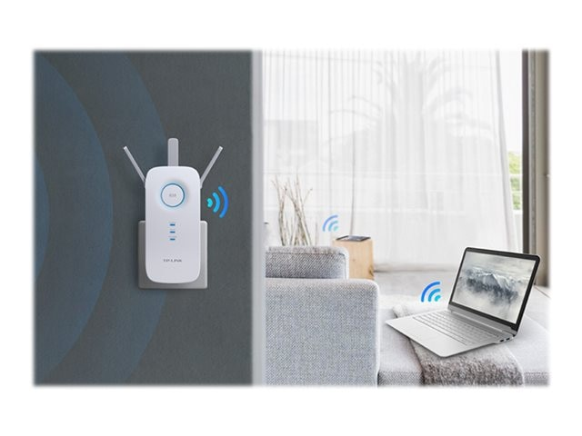 TP-Link RE450 AC1750-Dualband-WLAN-Repeater