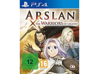 Koei Tecmo Arslan: The Warriors of Legend (PS4) -