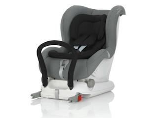 Römer Kindersitz Max-Fix II - steel grey - Modell 2016 -