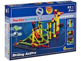 ADVANCED 516183 - Rolling Action, Kugelbahn -