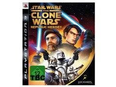 ak tronic Star Wars - The Clone Wars: Republic Heroes (PS3)