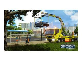 Astragon CITYCONOMY: Service for your City (PC) -