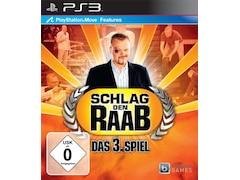 Bandai Namco Schlag den Raab - Das 3. Spiel (PS3)