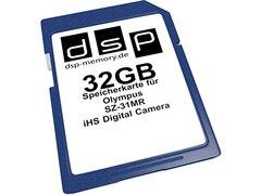 DSP Memory SD Speicherkarte 32GB (SZ-31MR)