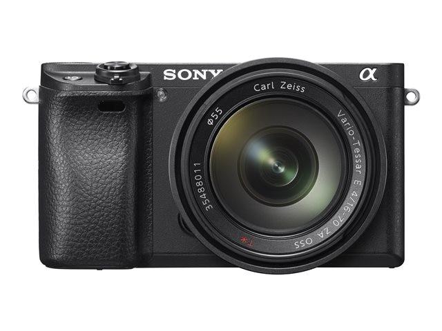 Sony Alpha 6300 Body schwarz