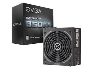 eVGA SuperNOVA 220-P 2-0850-X2 PC-Netzteil, 850 W, Schwarz -