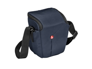 Manfrotto NX DSLR Schultertasche blau -
